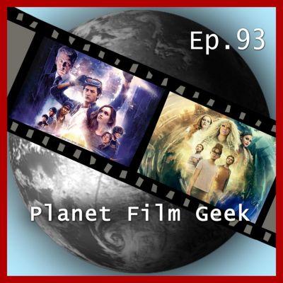 Planet Film Geek, PFG Episode: Planet Film Geek, PFG Episode 93: Ready Player One, Das Zeiträtsel, Johannes Schmidt, Colin Langley