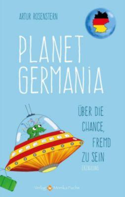 Planet Germania - Artur Rosenstern pdf epub