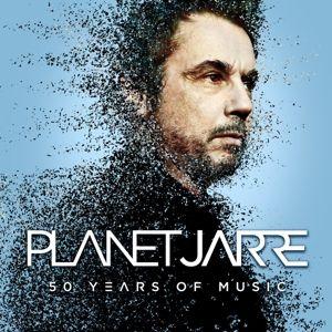 Planet Jarre - 30 Years Of Music (Best Of) (Deluxe Version Digipack inkl. extended Booklet, 2 CDs), Jean-Michel Jarre