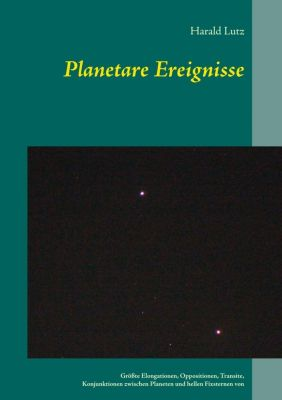 Planetare Ereignisse, Harald Lutz