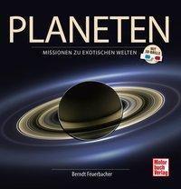 Planeten, m. 3D Brille, Berndt Feuerbacher