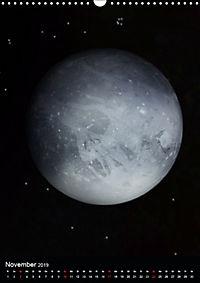 Planeten, Sonne, Monde (Wandkalender 2019 DIN A3 hoch) - Produktdetailbild 11