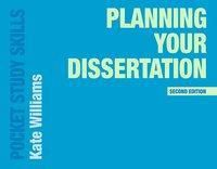 Planning Your Dissertation, Kate Williams