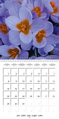 Plants close-up (Wall Calendar 2019 300 × 300 mm Square) - Produktdetailbild 7