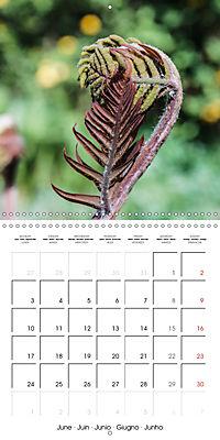 Plants close-up (Wall Calendar 2019 300 × 300 mm Square) - Produktdetailbild 6
