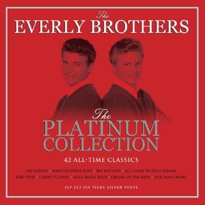 Platinum Collection (Silberfarbenes Vinyl), The Everly Brothers