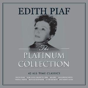 Platinum Collection (Weisses Vinyl), Edith Piaf