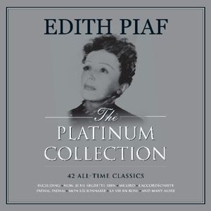 Platinum Collection (Weisses Vinyl), Edith Piaf