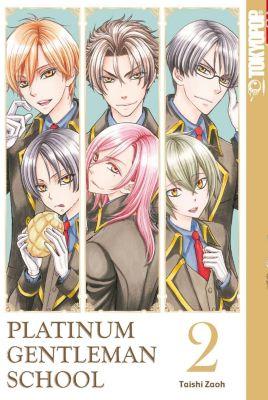 Platinum Gentleman School - Taishi Zaoh |