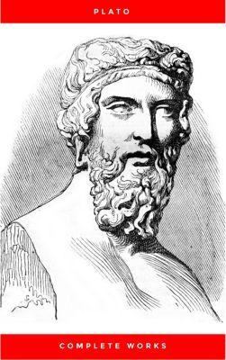 PLATO COMPLETE WORKS (4-Volume Leatherbound Easton Press Set), Plato
