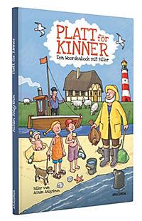 Platt för Kinner - Een Wöörbook mit Biller - Produktdetailbild 1