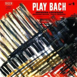 Play Bach ? 1, Jacques Loussier