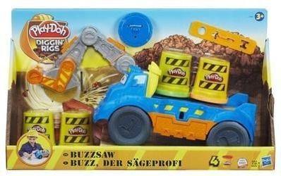 Play Doh - Buzz der Sägeprofi