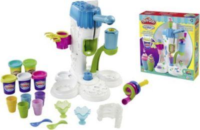Kinder Hasbro Play-Doh Knete Riesen Softeismaschine Lernen Bildung Spiel