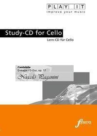 Play It - Lern-CD für Cello: Cantabile D-Dur Op. 17, Diverse Interpreten