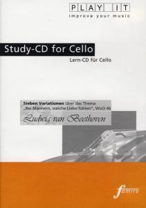 Play It - Lern-CD für Cello: Sieben Variationen, Diverse Interpreten