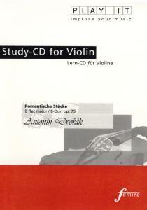 Play It - Lern-CD für Violine: Romantische Stücke B-Dur Op. 75, Diverse Interpreten