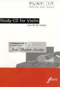 Play It - Lern-CD für Violine: Violinenkonzert Nr. 2 D-Moll, Diverse Interpreten