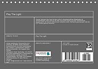 Play the Light (Tischkalender 2019 DIN A5 quer) - Produktdetailbild 13