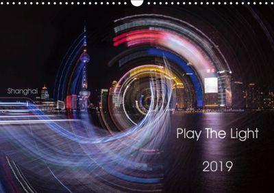 Play the Light (Wandkalender 2019 DIN A3 quer), Gunnar Heilmann