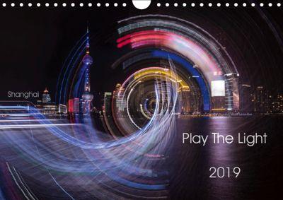 Play the Light (Wandkalender 2019 DIN A4 quer), Gunnar Heilmann