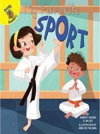 Play Time: My Favorite Sport, Robert Rosen