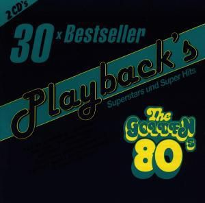 Playback's: The Golden 80s, Karaoke, Various