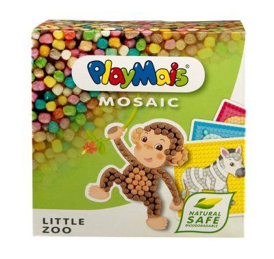 PlayMais Mosaic (Motiv: Kleiner Zoo)