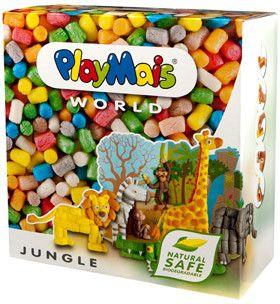 PlayMais World (Motiv: Dschungel), PlayMais®