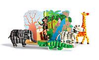 PlayMais World (Motiv: Dschungel) - Produktdetailbild 2