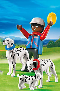 PLAYMOBIL® 5212 - Dalmatiner-Familie - Produktdetailbild 1