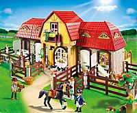 PLAYMOBIL® 5221 Country - Großer Reiterhof mit Paddocks - Produktdetailbild 1