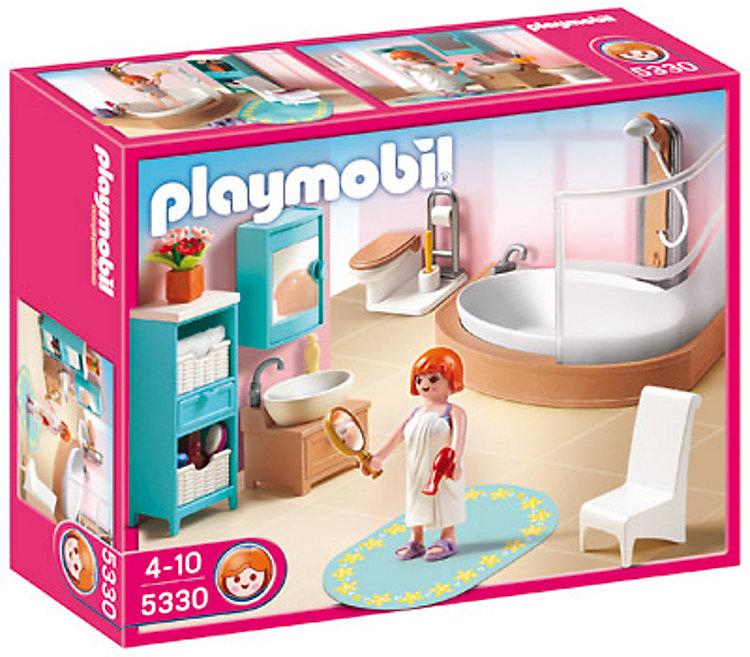 PLAYMOBIL® 5330 Dollhouse - Badezimmer bestellen | Weltbild.de