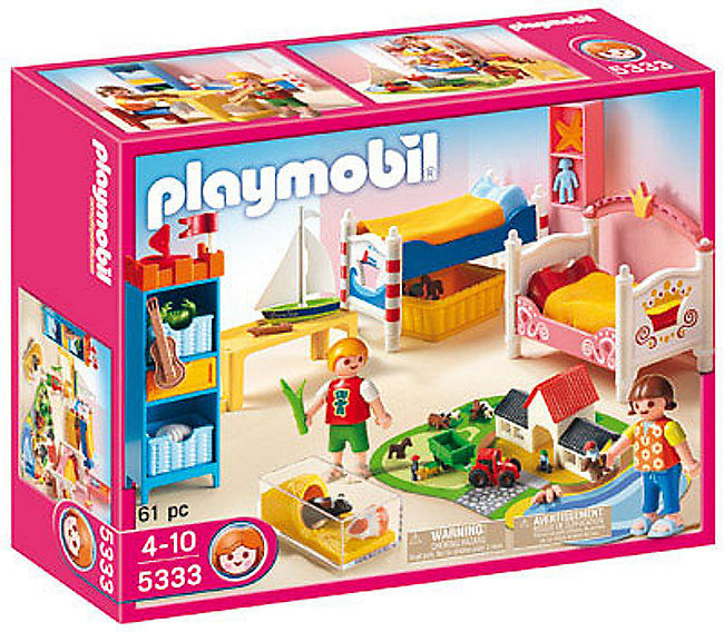 Playmobil 5333 Dollhouse Frohliches Kinderzimmer