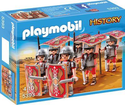 PLAYMOBIL® 5393 - History - Römer-Angriffstrupp