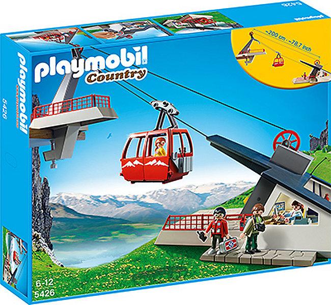 Playmobil 5426 Country Seilbahn Mit Bergstation Weltbildch