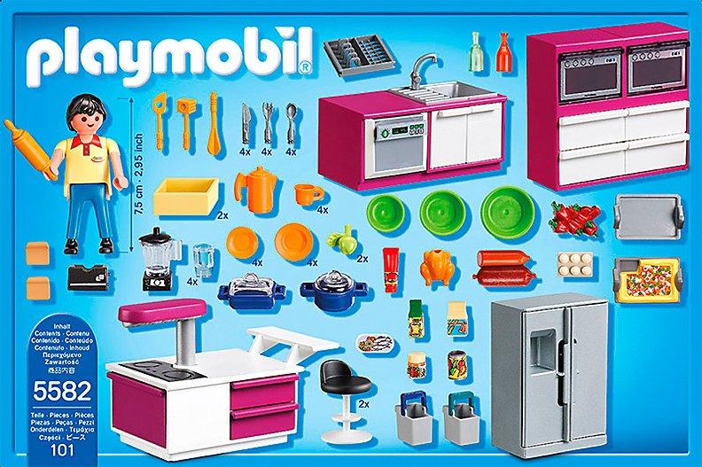 PLAYMOBIL® 5582 City Life - Designerküche bestellen | Weltbild.de