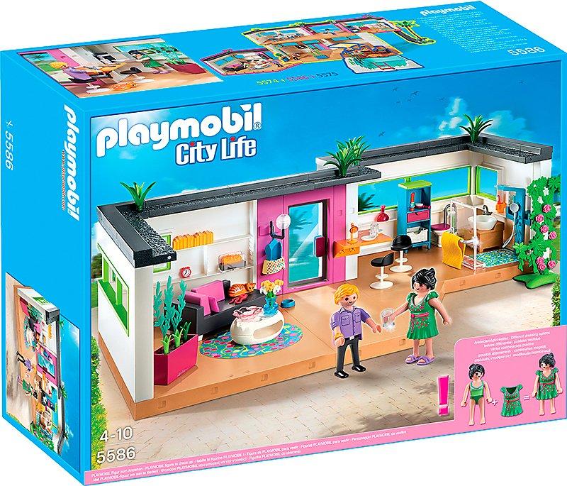 PLAYMOBIL® 5586 City Life - Gästebungalow bestellen | Weltbild.de