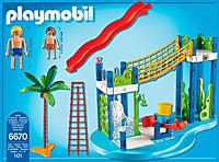 PLAYMOBIL® 6670 Summer Fun - Wasserspielplatz - Produktdetailbild 1
