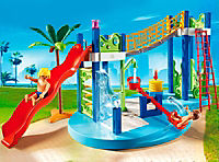 PLAYMOBIL® 6670 Summer Fun - Wasserspielplatz - Produktdetailbild 2