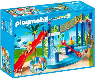 PLAYMOBIL® 6670 Summer Fun - Wasserspielplatz