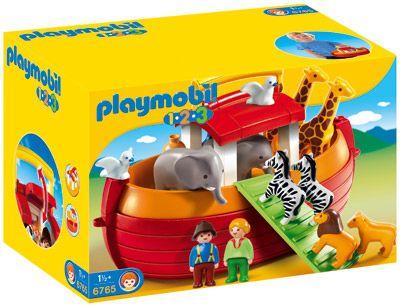 PLAYMOBIL® 6765 1-2-3 - Meine Mitnehm-Arche Noah