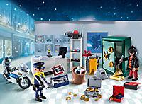 PLAYMOBIL 9007 - Adventskalender Polizeieinsatz im Juweliergeschäft - Produktdetailbild 1