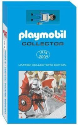 PLAYMOBIL® Collector, 1974-2009, Limited Collectors Edition, Axel Hennel