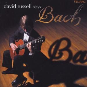 Plays Bach, David Russell