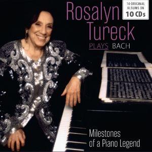 Plays Bach, Rosalyn Tureck