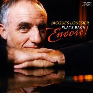 Plays Bach Encore! (2 Cd), Jacques Trio Loussier
