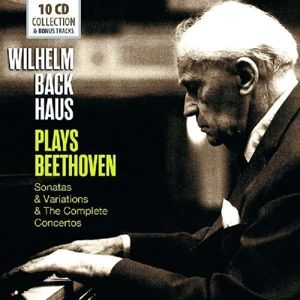 Plays Beethoven-Sonats & Variations & The Comple, Ludwig van Beethoven