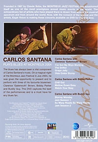 Plays Blues At Montreux 2004 (Dvd) - Produktdetailbild 1