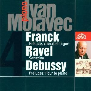 Plays French Music, Ivan Moravec